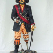pirata con garfio