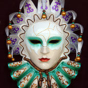 máscara flaminia