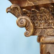 pilar románico