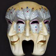 Máscara balanzone
