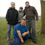 RV9CTD, Наталья, UA9CTT и сидит RZ9CX