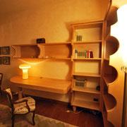 Libreria in Acero