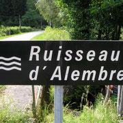 Ruisseau d'Alembre