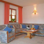 Wohnzimmer in Ferienwohnung 4