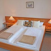 Schlafzimmer in Ferienwohnung 4