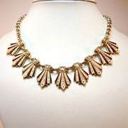 'Geometric Heaven' Statement Necklace CHF 149