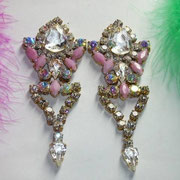 Stunning Bohemian Crystal Earrings CHF 79