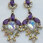Bohemian Crystal Earrings CHF 79