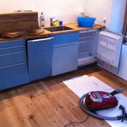 Realizzazione pavimenti in legno