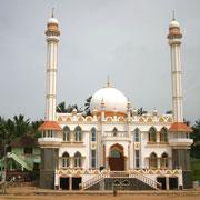 Mosquée en Inde (1823)