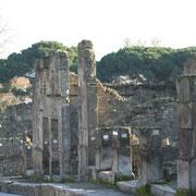 (1283) Ruines de Pompei