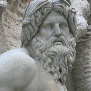 (1530) Statue à Rome