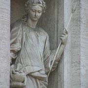 (1535) Statue à Rome