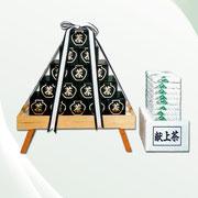 御茶盛り (大)1盛¥15,000 / (小)1盛¥10,000(税別)
