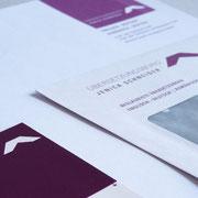 Corporate Identity für Übersetzungsbüro Jenica Schneider