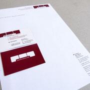 Logo und Geschäftsausstattung für Hausverwaltung
