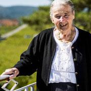 Denise Stagnara Locard c'est le lien du passé au présent