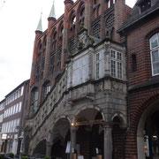 Lubek; Hotel de ville