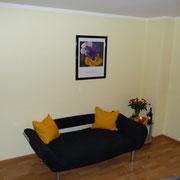 Ferienwohnung Silvia - Schlafcouch für eine Person ca. 190 x 80 cm