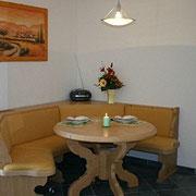 Ferienwohnung Melinda Toscana - gemütliche Essecke, Internet mit WLAN