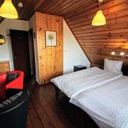 Komfort-Doppelzimmer mit Frühstück