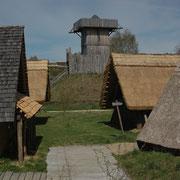 Geschichtspark in Bärnau