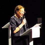 Anne Tiberghien Présidente de l'association Champions pour le pays de Somme