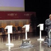 Stéphane Demilly Député-Maire et Président du Pays du Coquelicot