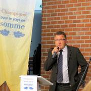 Discours d'ouverture par M. le Maire