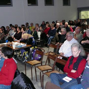 160 personnes (y compris les candidats) se sont rendues à Thézy Glimont