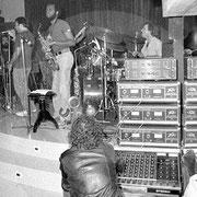 Inauguración Sala El Sol, Madrid 1979