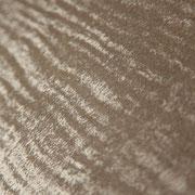 Textilleder mit glänzender Struktur