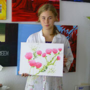 Malkurs, Kinder, Erwachsene, Kunstschule, Köln, Lindenthal, Karola Fels