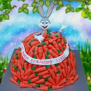 Гора морковок