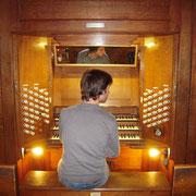 Wimbledon (Angleterre), Sacred Heart church (mars 2012)