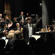 Aire-sur-la-Lys, avec Benjamin Ellin et l'Orchestre National de Lille (septembre 2012)