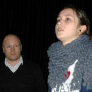 "Jan Andresen/Celia Hoffmann in ""Mismate"""