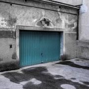 Schmuggelzigaretten in Garage versteckt....