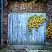 Plutonium in der Garage versteckt....