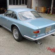 Maserati Restaurierung (Sebring S2 3,7)