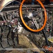 Maserati Restaurierung (Mistral 4.0L Spider)