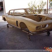 Iso Grifo Restaurierung (Iso Grifo GL 365)