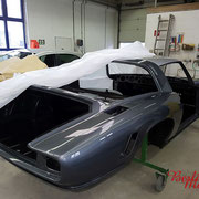 Iso Grifo Restoration (Iso Grifo GL 365)