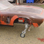 Iso Grifo Restoration (Iso Grifo GL 300)