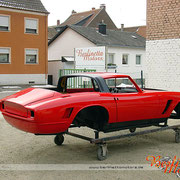 Iso Grifo Restaurierung (Iso Grifo 7L Serie 1)