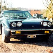 Lamborghini Restaurierung (Islero S)