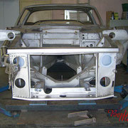 Iso Grifo Restaurierung (Iso Grifo GL 350)