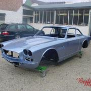 Maserati Restaurierung (Sebring S2 3,5)