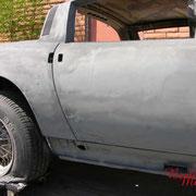 Iso Grifo Restoration (Iso Grifo GL 350)