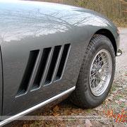 Ferrari Restaurierung (275 GTB/2 6C Longnose Aluminium)